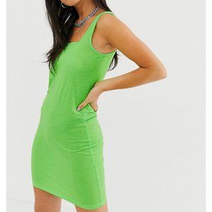 Dresses & Skirts - Neon Tank Mini Dress